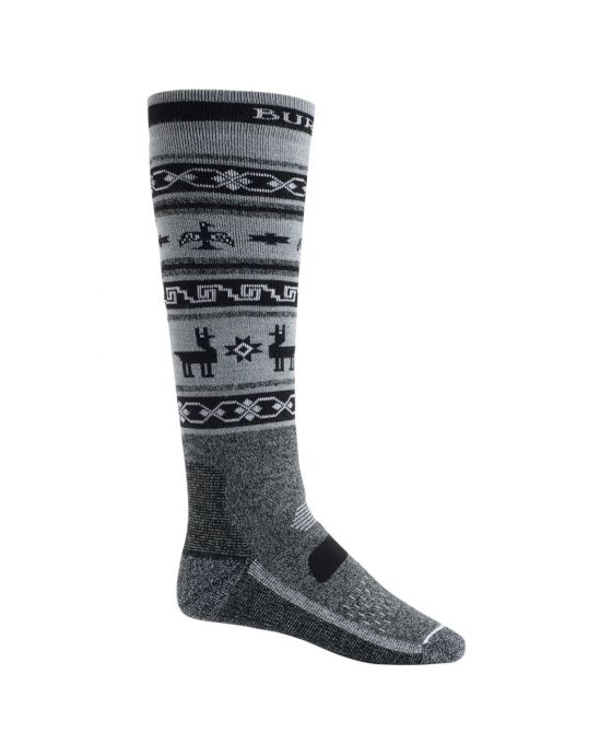 PERFORMANCE MIDWEIGHT SOCK BLACK