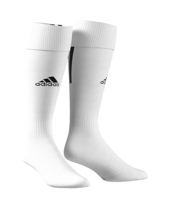 ADIDAS SANTOS SOCKS 18 WHITE