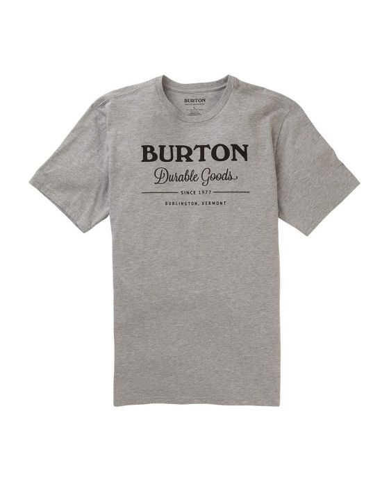 BURTON DURABLE GOODS SS