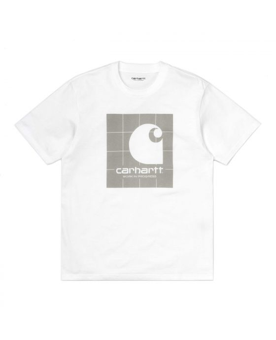 CARHARTT SS REFLECTIVE SQUARE T-SHIRT