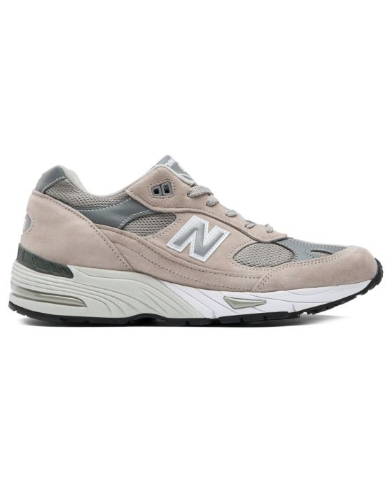 NEW BALANCE MADE IN UK 991 LEATHER - UOM