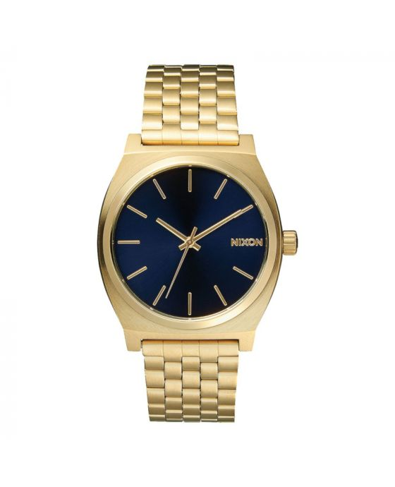 NIXON TIME TELLER GOLD & BLUE