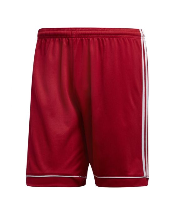 ADIDAS SHORT SQUAD 17 RED