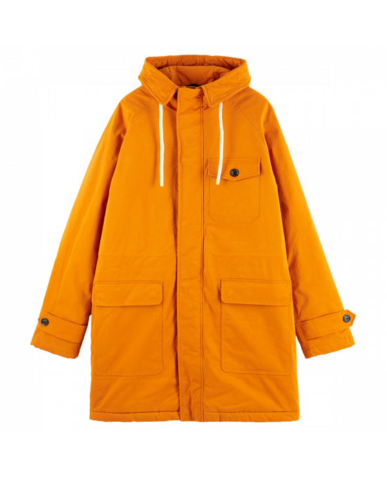 CLASSIC PADDED PARKA