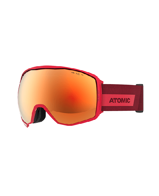 ATOMIC COUNT 360 HD - Red