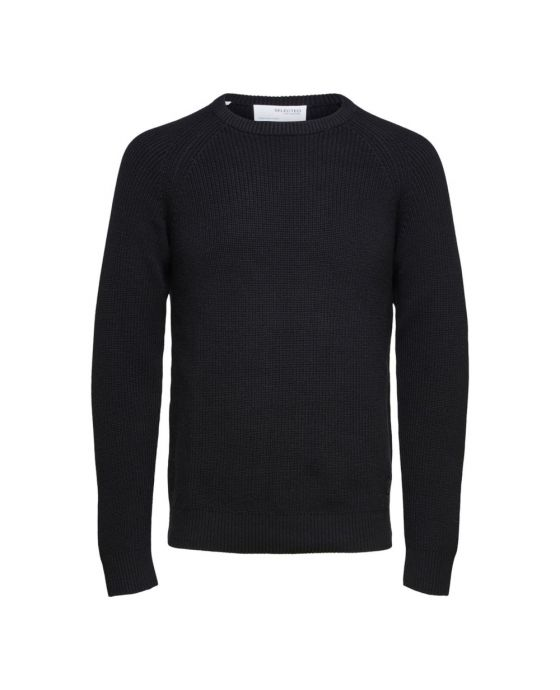 HEAVY TEXURED PULLOVER
