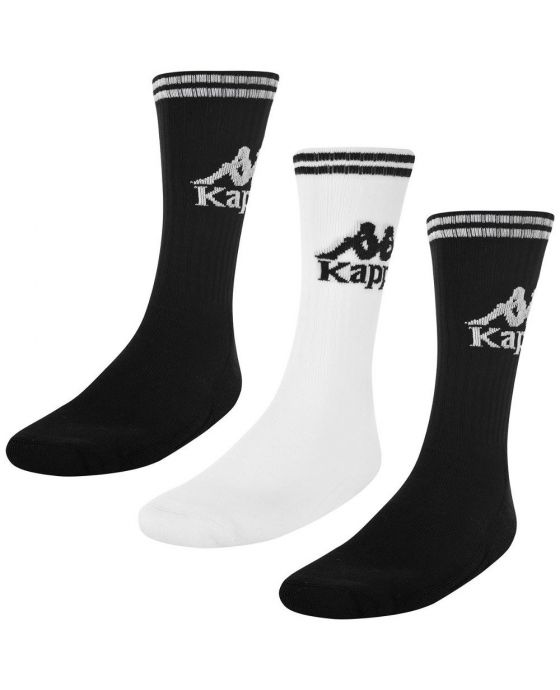 KAPPA CALZE AUTHENTIC ASTER 3 PACK