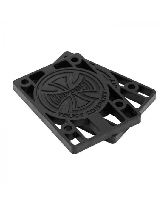HENUINE PARTS RISERS 1/4 IN