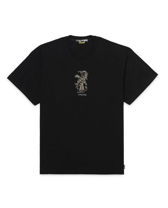 TYPE BLACK T-SHIRT