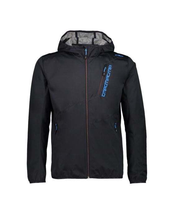 GIACCA IN SOFTSHELL EXTRA LIGHT UOMO