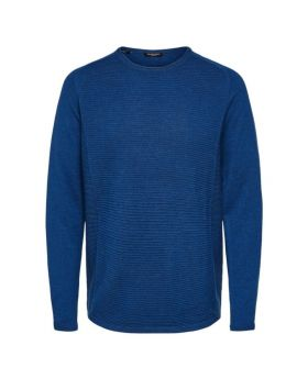 ORGANIC COTTON - KNITTED PULLOVER