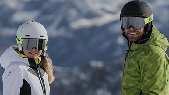 Categoria maschere da sci