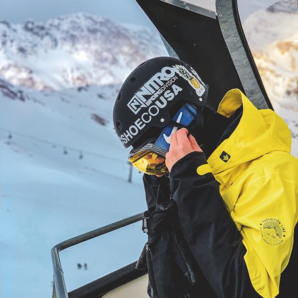 Categoria caschi da sci